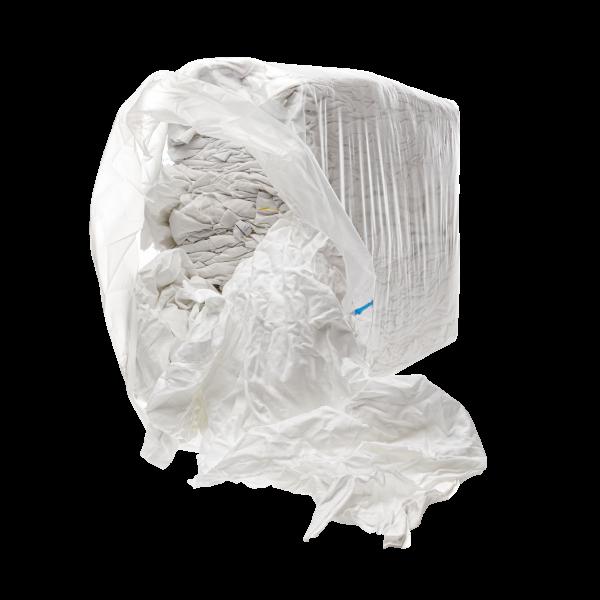 Koch Chemie Baumwollputztücher weiß (Recyclingzuschnitte)