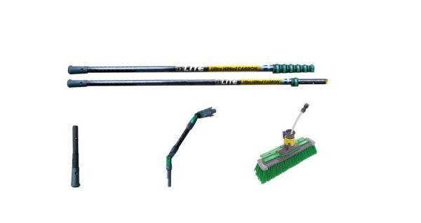 Unger nLite Ultra HiMod Carbon Komplett Wasserstangen Set