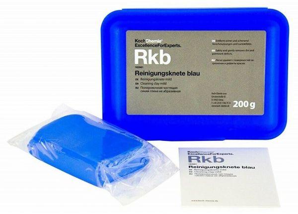 Koch Chemie Reinigungsknete mild blau 200g