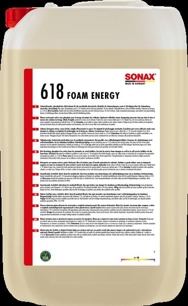 SONAX Foam Energy 25l