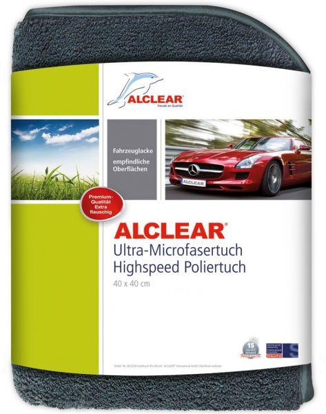 ALCLEAR Ultra-Microfasertuch High-Speed 40x40cm