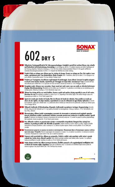 SONAX Dry S 25l
