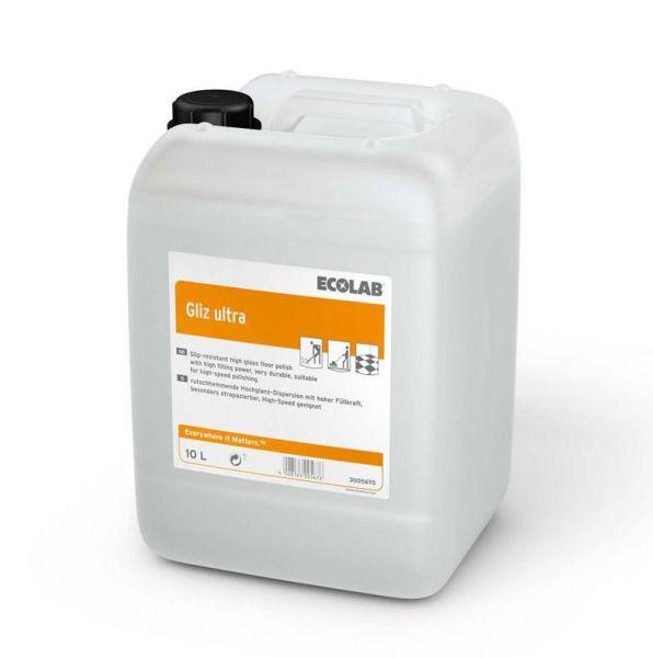 Ecolab Gliz Ultra 10l Hochglanzdispersion
