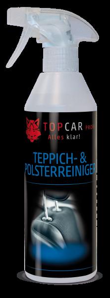 TOP CAR Teppich- und Polsterreiniger 500ml