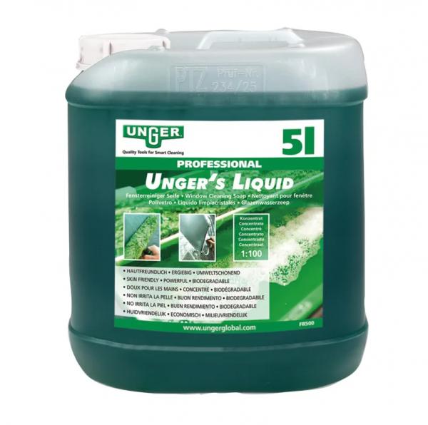 Unger´s Liquid 5 L Fensterreinigungsseife Konzentrat