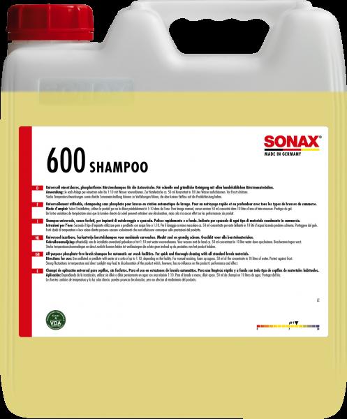 SONAX Shampoo 10l