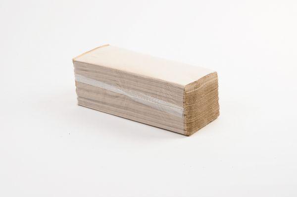 Papierhandtuch 1-lagig ZZ/V-Falz 5.000 Blatt Recycling
