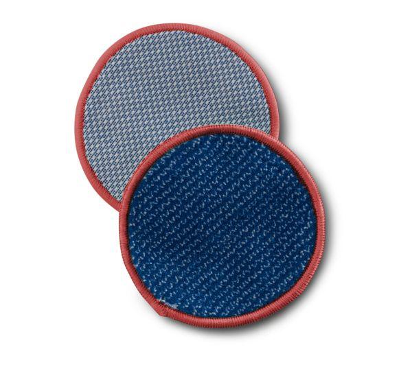 Microfaser Rundpad SANI 28x10cm ALLE Farben