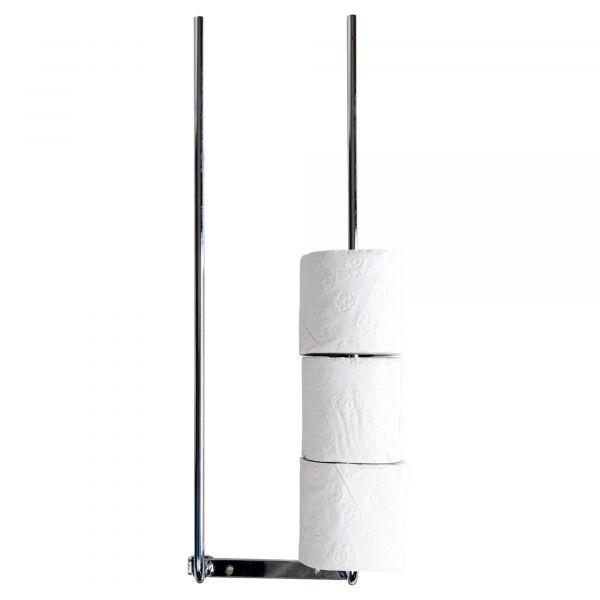 Vermop WC-Papierhalterung verchromt