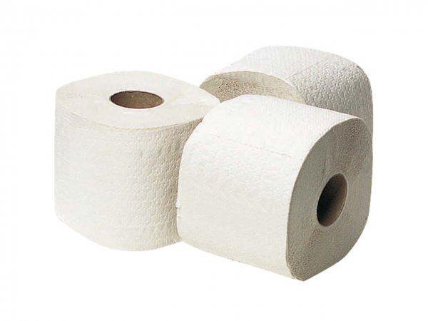 Toilettenpapier 8 Rollen 250 Blatt 2-lg
