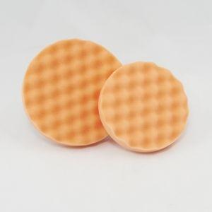 Koch Chemie Antihologrammschwamm orange, gewaffelt