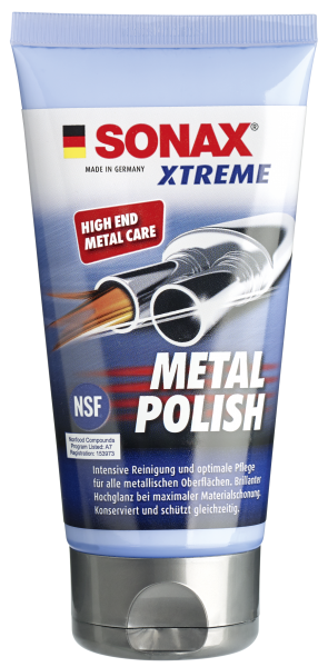 SONAX XTREME Metalpolish 150ml