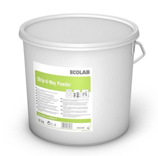 Ecolab Strip-A-Way Powder 12kg Entkalker