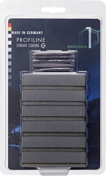 SONAX PROFILINE CeramicCoating CC36 ServicePack 1 6 St.