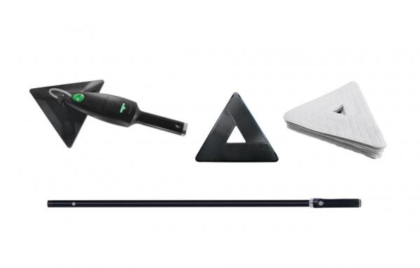 Unger Stingray Quickpad-Set 160 OS bis zu 1,66 m