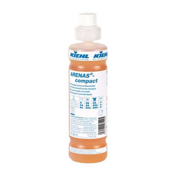 Kiehl ARENAS compact 1l Universal Waschmittel