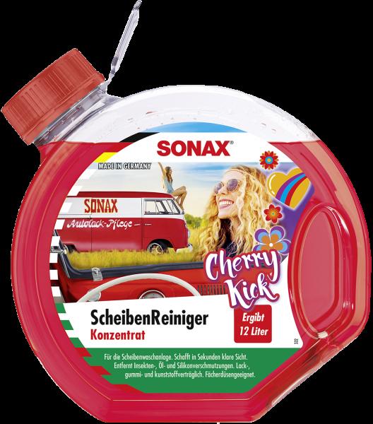 SONAX ScheibenReiniger Konzentrat Cherry Kick 3l