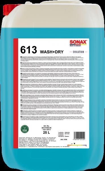 SONAX Wash+Dry -EVOLUTION- 25l