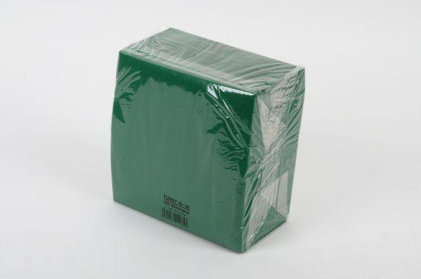Serviette 1.000 St., 40 x 40 cm, 3 lagig, alle Farben, 1/4 Falz