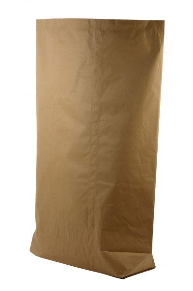 Bio Papierbeutel 120 Liter braun
