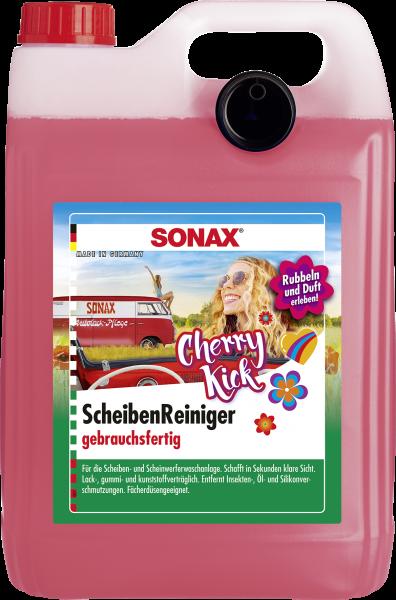 SONAX ScheibenReiniger gebrauchsfertig Cherry Kick 5l
