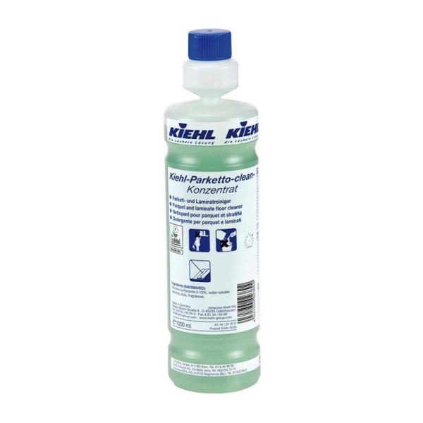 Kiehl Parketto clean Konzentrat 1l Holzbodenreiniger
