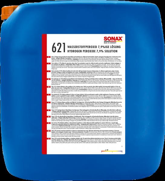 SONAX WasserstoffPeroxid 7,9%ige Lösung 25l