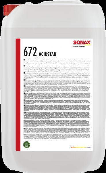 SONAX AcidStar 25l