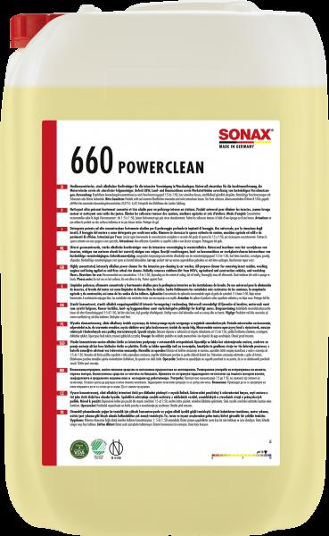 SONAX PowerClean 25l