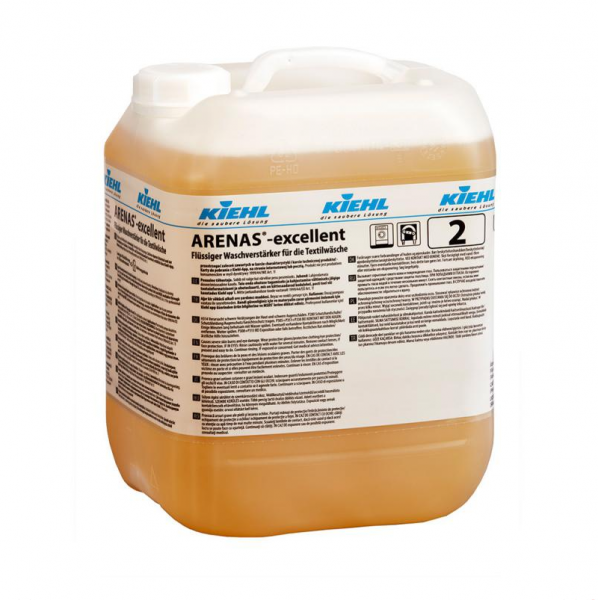 Kiehl ARENAS excellent 10l / 20l Waschverstärker