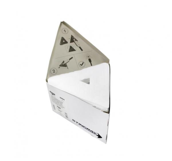 Unger Stingray Quikpads 100er-Packung