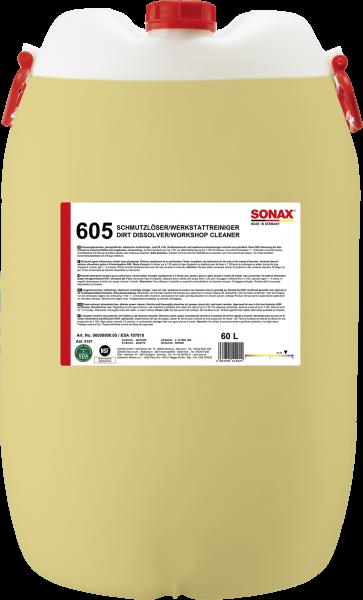 SONAX SchmutzLöser/WerkstattReiniger 60l