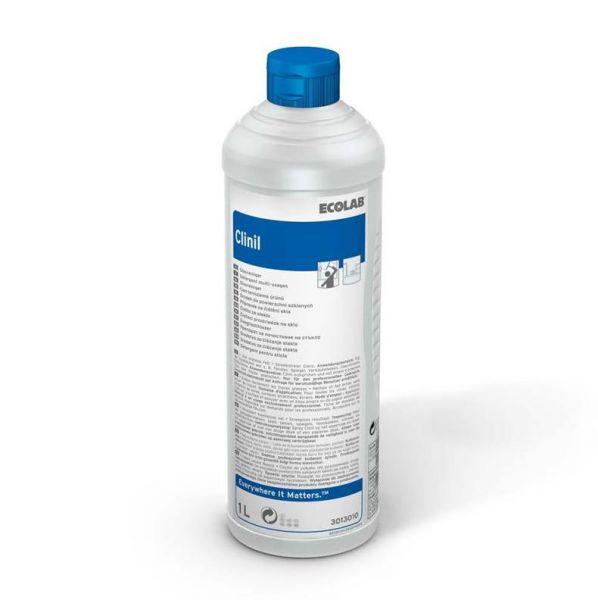 Ecolab Clinil 1l Glasreiniger, gebrauchsfertig