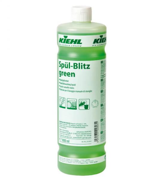 Kiehl Spül Blitz green 1l / 10l Handspülmittel