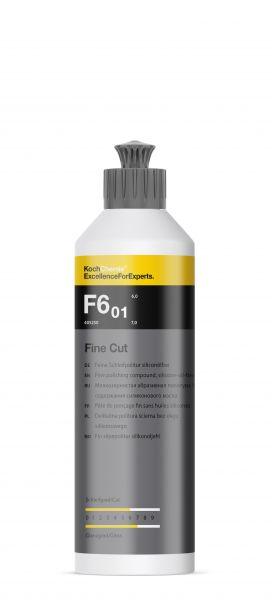 Koch Chemie Feinschleifpoiltur F6.01, 250ml / 1l
