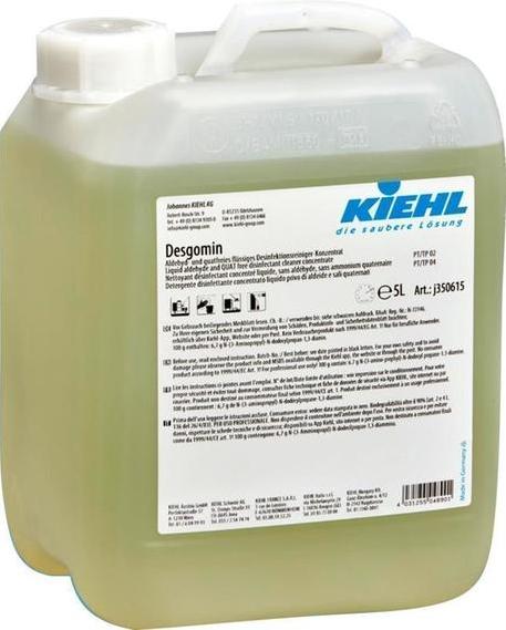 Kiehl Desgomin 5l Desinfektionreiniger Konzentrat