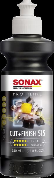 SONAX PROFILINE Cut+Finish 250 ml