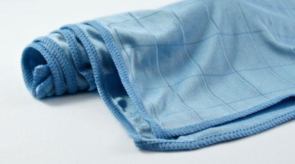 Microfasertuch Poly PROFI blau 50x60cm