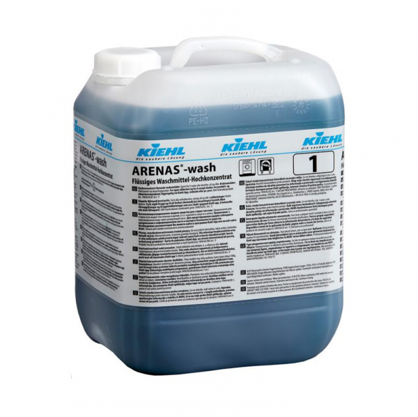 Kiehl ARENAS wash 10l / 20l Flüssiges Alleinwaschmittel