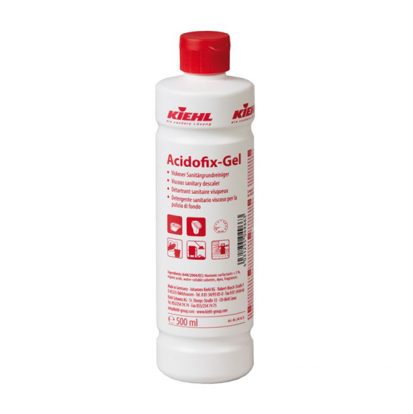 Kiehl Acidofix Gel 500ml Sanitär Grundreiniger