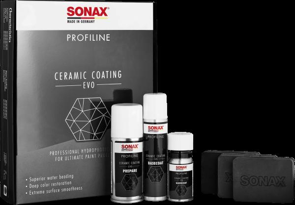 SONAX PROFILINE CeramicCoating CC Evo (Set)