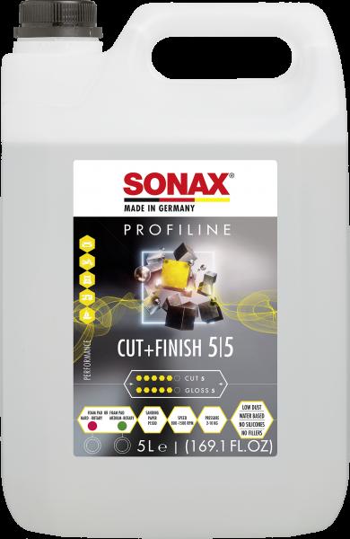 SONAX PROFILINE Cut+Finish 5l
