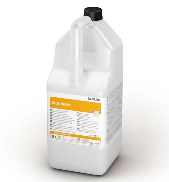 Ecolab Kristalin bio 5l Sanitärreiniger Geruchsvernichter