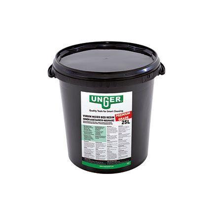 Unger Premium Ionen-Austauschharz Eimer 25 Liter