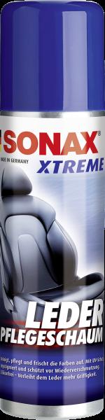SONAX XTREME LederPflegeSchaum 250ml