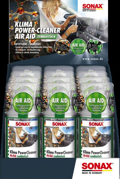 SONAX KlimaPowerCleaner AirAid symbiotisch 100ml