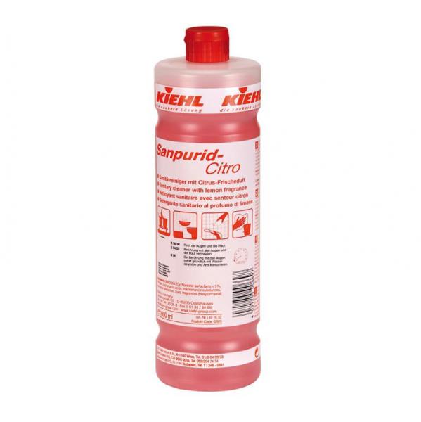 Kiehl Sanpurid Citro 1l / 10l Sanitärreiniger