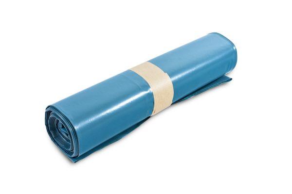 Müllsack 120 Liter blau EXTRA STARK Typ 150