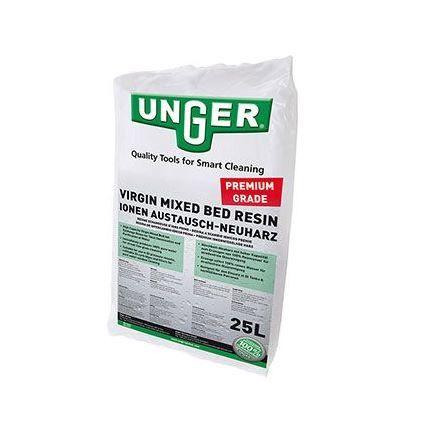 Unger Premium Ionen-Austauschharz Sack 25 Liter