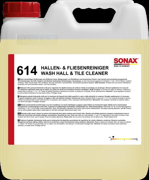 SONAX Hallen+FliesenReiniger 10l